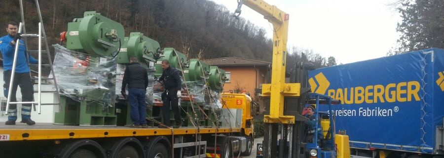 Relocation at MidaTEC, Canton of Ticino